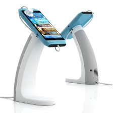SFAH8400 Security display stand for Cellphone, with alarm and charge function